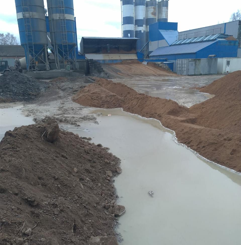 бетон кингисепп завод