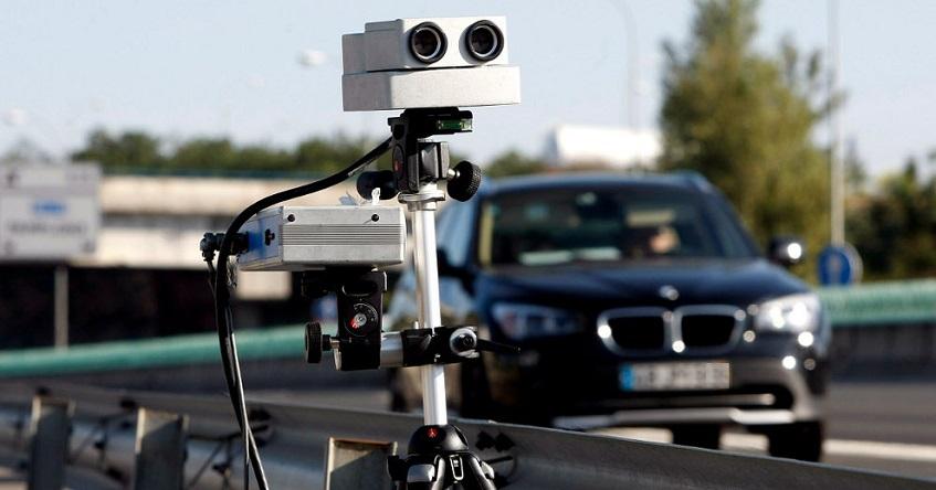 камеры ловящие скорость